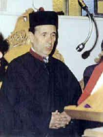 ΛΥΚΟΥΡΓΟΣ ΠΕΤΡΙΔΗΣ Άρχων Πρωτοψάλτης της Αγιωτάτης Αρχιεπισκοπής Κωνσταντινουπόλεως