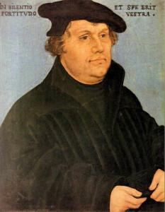 Μαρτίνος Λούθηρος