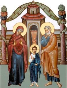 Ιησούς δωδεκαετής στο ναό